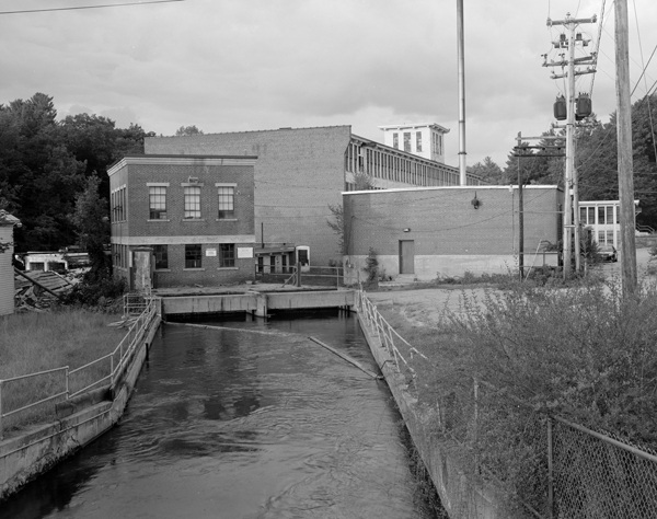 Hydroelectric Plant and Power Canal