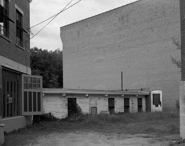 Generator Building exterior