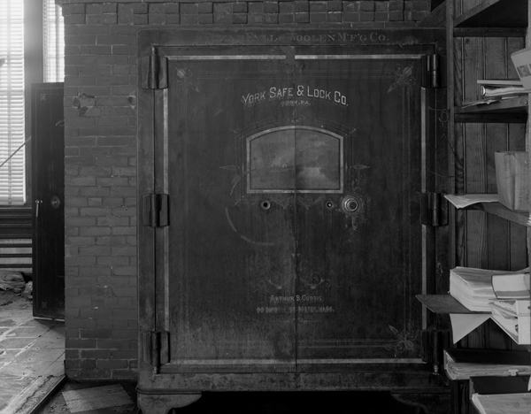 Office Building, Safe Detail