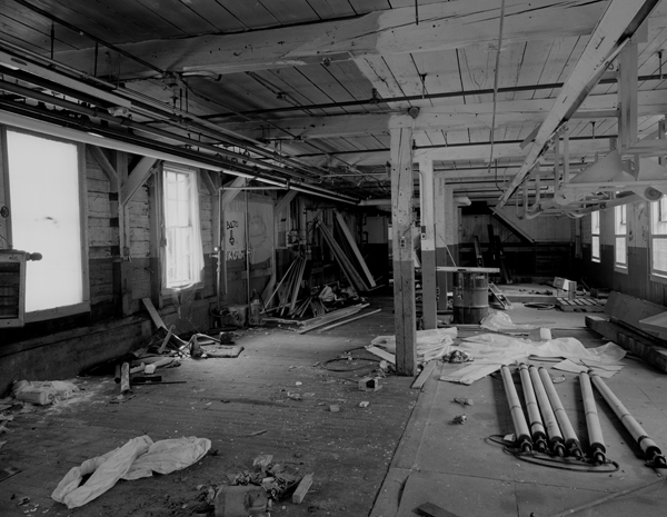 Original Macine Shop, interior