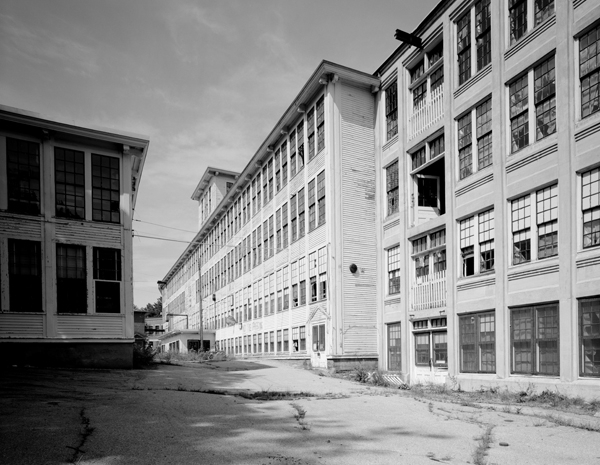 Office Building, Mill, 1929 Addition