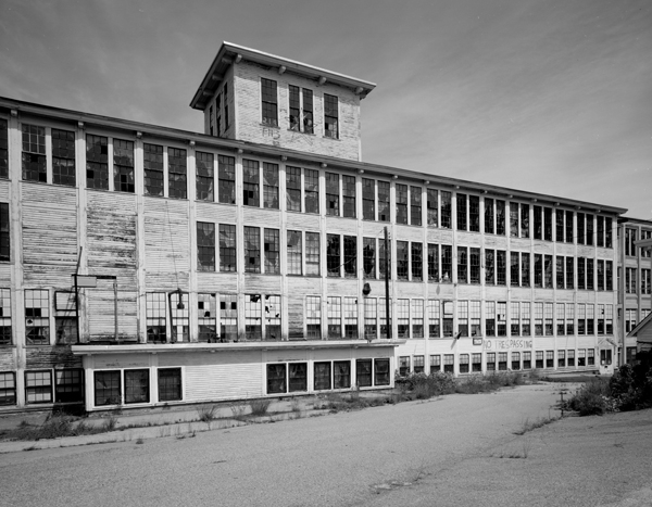 Mill Building, original section