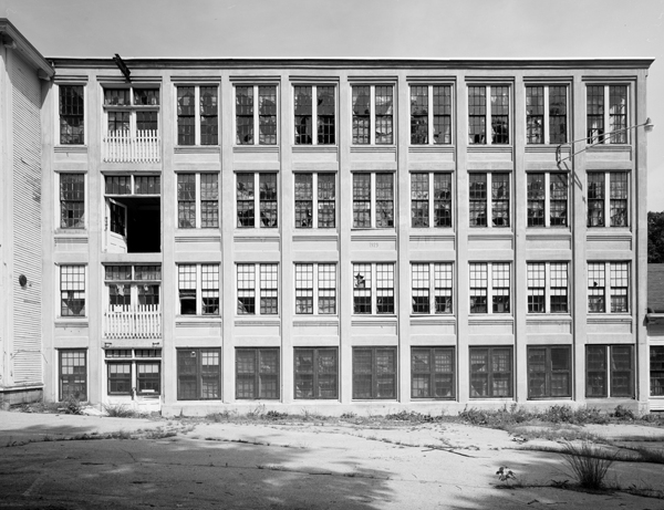 Mill Building, 1929 addition