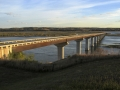 Chief Standing Bear Memorial Bridge, Running Water, SD