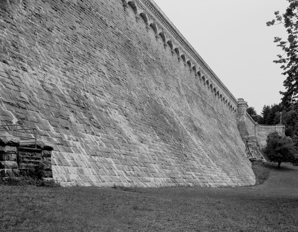 New Croton Dam-looking south