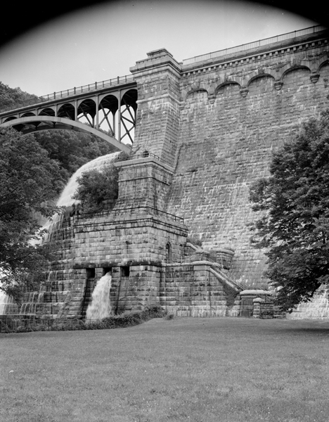 New Croton Dam-gatehouse no. 2