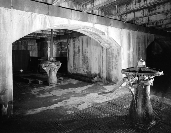 New Croton Dam-Gatehouse No. 2 interior