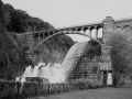 New Croton Dam-spillway and bridge