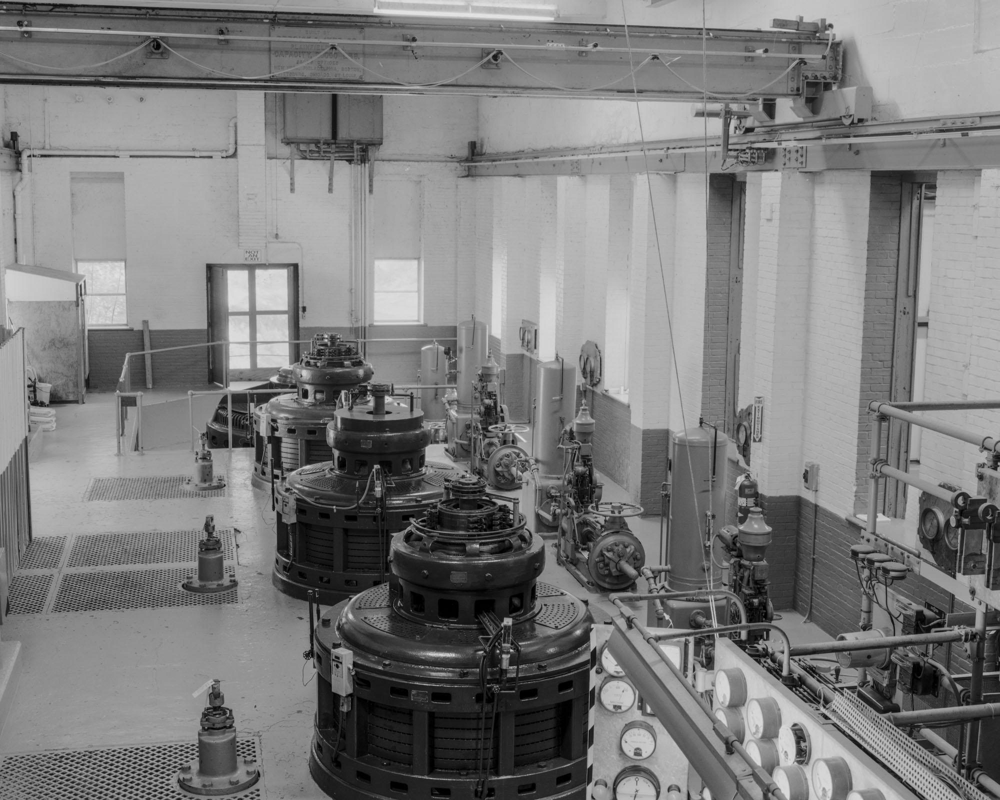 Proctor Hydro Station, VT-HABS/HAER photography