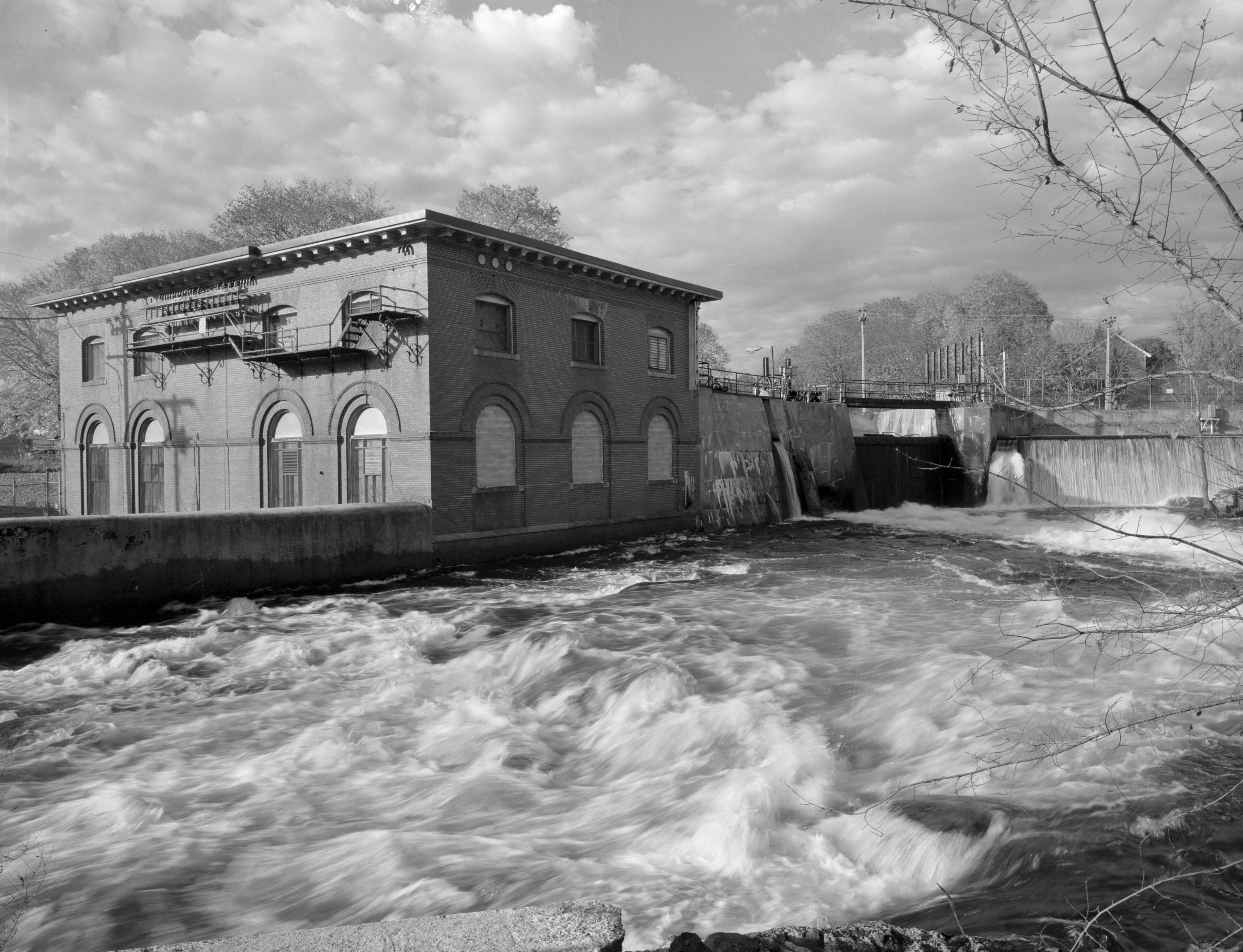 HABS/HAER Photography hydroelectric