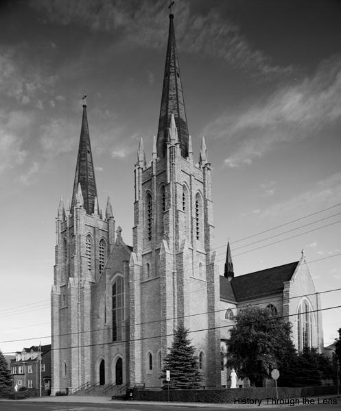 Sacred Heart Basilica-exterior