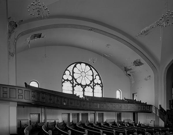 South Presbyterian-interior