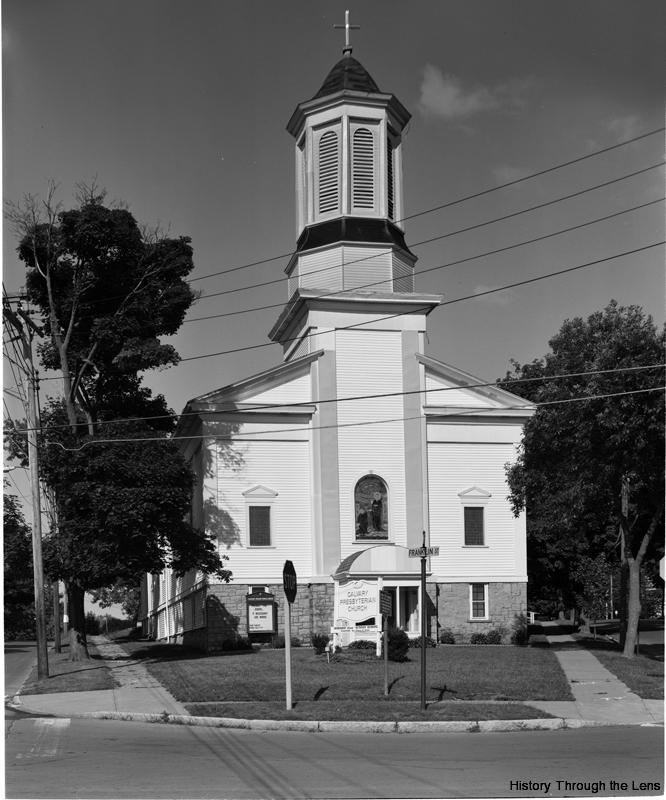 Calvary Presbyterian facade