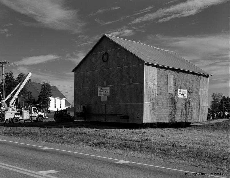 Farmington Quaker Meetinghouse