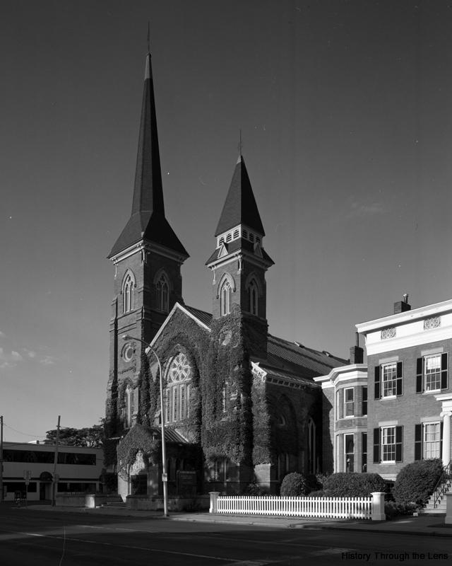 Park Central Presbyterian-exterior oblique