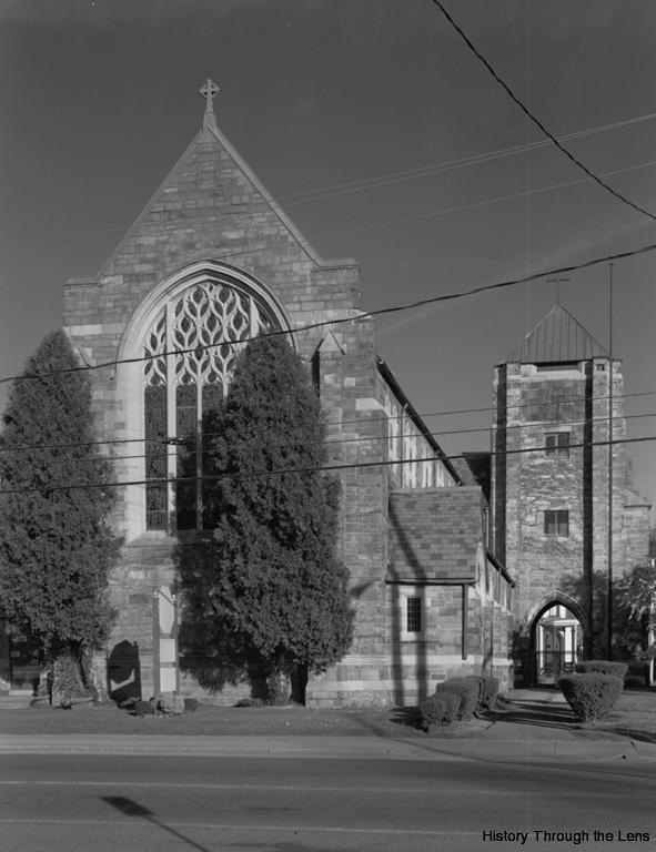 Trinity Church-facade