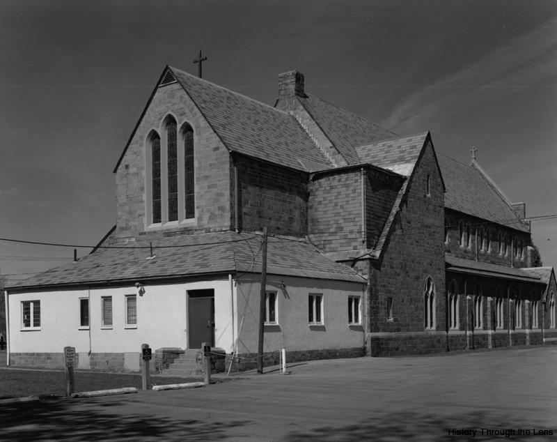 Trinity Church-rear view
