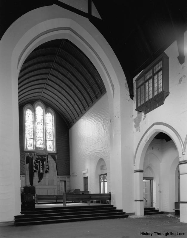 Trinity Church-altar