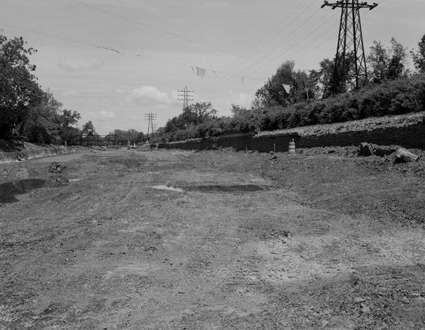 Power Canal-dewatered