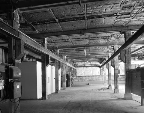 Building 25-interior
