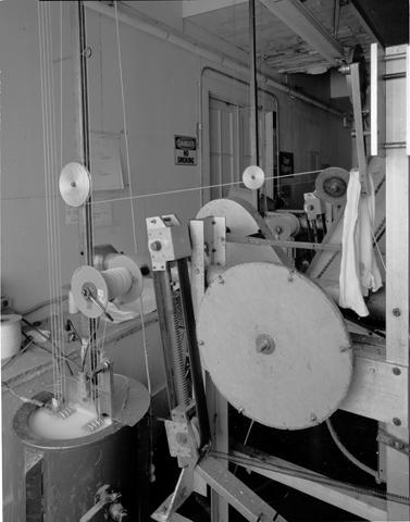 Factory interior-wicking machine