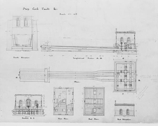 Lower Gatehouse Plans