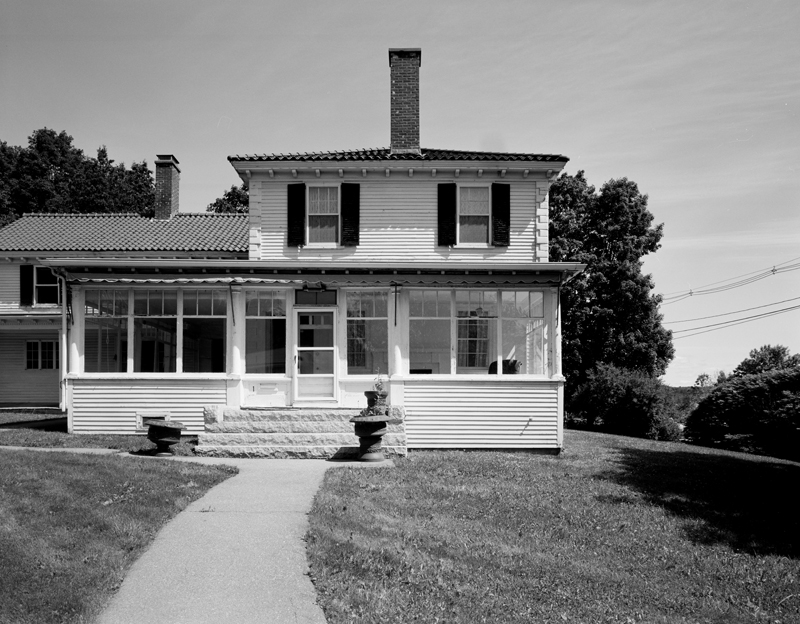 Hunter Atkins House Farmingdale Me Maine Historic