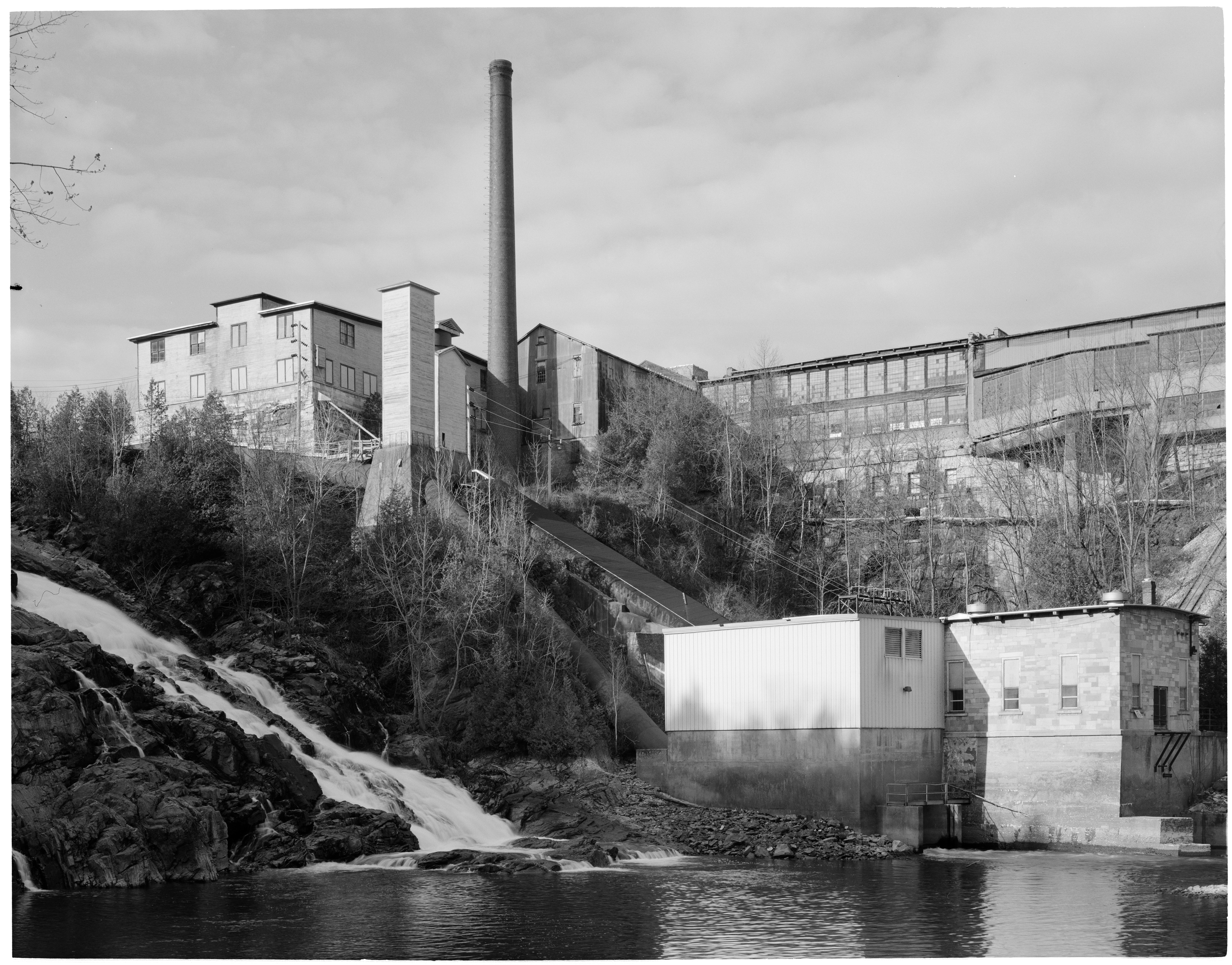 Vermont Marble Hydroelectric Station History Through The