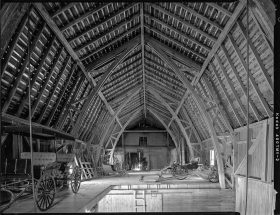 Wells Barn HABS/HAER photography