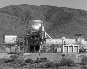 HABS/HAER photography of White Sands Test Facility